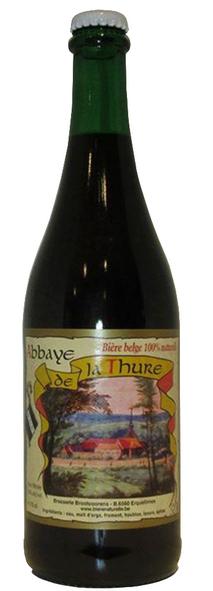Bières les valeurs sures Angélus blonde Angélus brune Angélus spéciale Noël la Sambresse et l' Abbaye de la Thure